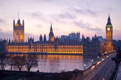 London, England.  I would do nearly anything to be there right now.