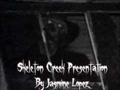 Skeleton Creek Book Trailer