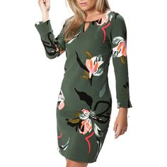 609ace40583e34 K Design Army Flower K411- P511 Jurk Kleedje