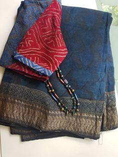 Cotton Saree Designs, Saree Blouse Neck Designs, Half Saree Designs, Fancy Blouse Designs, Blouse Patterns, Trendy Sarees, Stylish Sarees, Saree Wearing Styles, Saree Styles