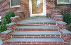brick steps - Google Search