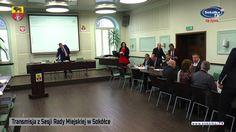 XLIII sesja Rady Miejskiej w Sokółce [Na Żywo]