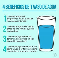 Beneficio del agua