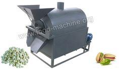 Rotary Nut Roaster,Nut Roasting Machine,China Roasting Machine Supplier
