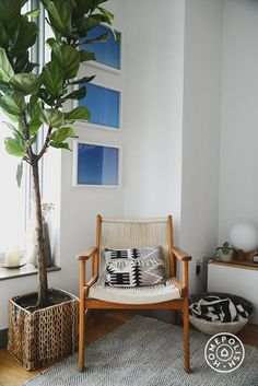Home tour- A designer's effortlessly chic New York apartment!