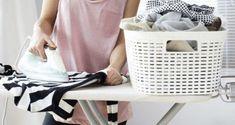 Το κολπάκι με το προϊόν της κουζίνας που κάνει το σιδέρωμα παιχνιδάκι  #χρήσιμα
