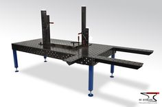 Welding Workbench | Welding bench, welding benches, welding table, welding tables, clamp ...
