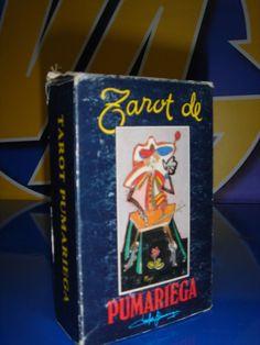Cartas el tarot descatalogadas TAROT DE PUMARIEGA nuevo