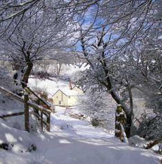 Winter at Love North Devon - Stunning Holidays in North Devon, England,