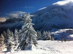 Weekend d'ouverture aux Houches - 9 décembre 2012  (c) Anne-Laure Du Chattel