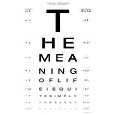 Wie dit niet kan lezen, behoeft geen leesbril,maar een leeFbril.