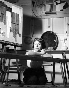 A propos d'Huguette Arthur Bertrand (1922-2005)