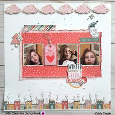A fun selfie layout of my daughter, she just cracks me up and definitely melts my heart 💗 Winter wishes and eskimo kisses! 😘 based on… Scrapbook Page Layouts, Scrapbook Pages, Scrapbooking, Angel Show, Eskimo Kiss, Snow Much Fun, Best Selfies, Simple Stories, My Memory