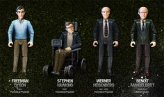 I think the Steven Hawking might be a nice xmas present for Jason Theodor...