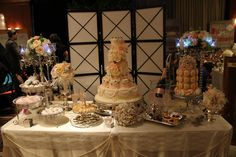 marie antoinette table decor ideas - Google Search