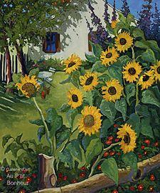 En plein soleil Robert Savignac