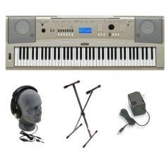 Yamaha YPG-235 76-Key Portable Grand Piano Premium Pack --- http://www.amazon.com/Yamaha-YPG-235-76-Key-Portable-Premium/dp/B003FRMRC4/?tag=clickbankc085-20
