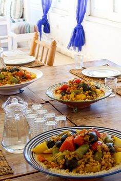 De maaltijden, Healthy & Delicious!