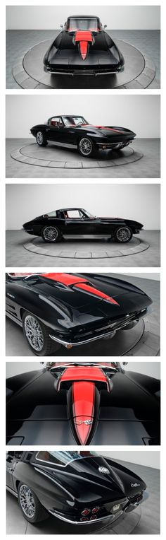 1964 Chevy Corvette Stingray - If you're looking for a razor-sharp sports car that offers vintage style and top notch performance, your search is officially over! #ThrowbackThursday...Re-pin Brought to you by agents at #HouseofInsurance in #EugeneOregon for #LowCostInsurance.