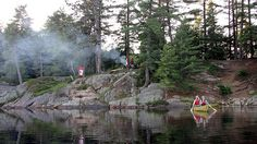 My Ontario Outdoor Adventures: Killarney Provincial Park, Ontario—Canoeing & Camping on Carlyle & Terry Lake, June 26-July 03, 2014