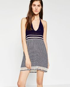 Image 4 of CROCHET DRESS from Zara