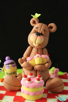 .Teddy bear picnic