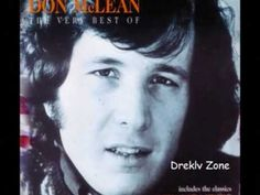 """DON McLEAN:  """"SINCE I DON'T HAVE YOU"""" (1981) wem"""