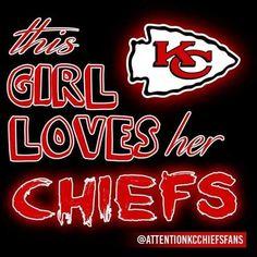 damn skippy! Chiefs Chick