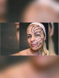 Face Lift Exercises, Anti Ride, Gua Sha, Face Massage, Sagging Skin, Face Skin Care, Tips Belleza, Facial Care, Healthy Skin