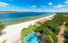 San Martinho Beach Club panorama