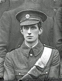 Gearóid O'Sullivan. He had the honour of raising the Tricolour flag over the GPO on the Easter Rising, as the youngest officer fighting there (three months younger than his second cousin Michael Collins).