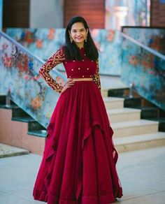 51 Ideas Birthday Dress Women Traditional For 2019 Long Gown Dress, Saree Dress, The Dress, Indian Wedding Gowns, Indian Gowns Dresses, Birthday Dress Women, Birthday Dresses, Indian Designer Outfits, Designer Dresses