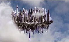 "Floating City ""Interdimensional"" As witnessed by hundreds of people in Africa"