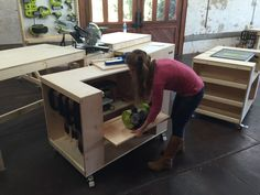 Ana White | Ultimate Roll Away Workbench System for Ryobi Blogger Build-Off - DIY Projects