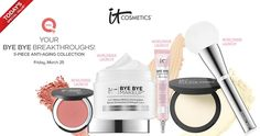 IT's Your Bye Bye Breakthroughs...and IT's only available Friday, March 25, 2016 on QVC! #entry