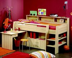 14 Best Cabin beds images | Kid beds, Mid sleeper bed, Bed