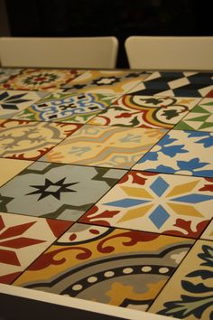 Articima Zementfliesen Patchwork - articima encaustic tiles patchwork