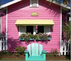 quaint beach cottage
