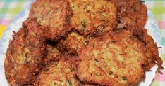 Katica konyhája: Cukkinis fasírt