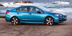 2017 Subaru Impreza Sedan, 2017 Subaru Impreza 5-Door