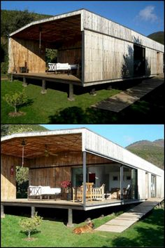 Cool 65 Gorgeous Shipping Container House Ideas on A Budget https://homstuff.com/2017/07/12/65-gorgeous-shipping-container-house-ideas-budget/
