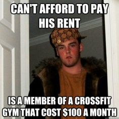 Which explains why rich people and celebrities are always in shape. Too unfair.