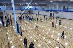 Get active at the Multipurpose Athletic Center! #CarsonCity #ThingsToDo