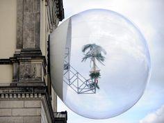 Haus Rucker - Ballon für Zwei - 1967