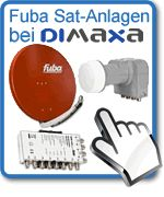 Fuba DAA 850 Satellitenschüssel