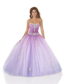 2013 Quinceanera Dresses, Fadding Color A-line Sweetheart Quinceanera Dress With Appliques Style 5325