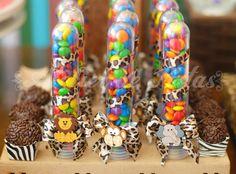 Festa Safari de menina - Sofia Atelier de Festas