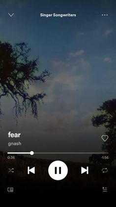 fear, a song by gnash on Spotify Aesthetic Songs, Bad Girl Aesthetic, Song Lyrics Wallpaper, English Vocabulary Words, Mood Songs, Spotify Playlist, Bts Lockscreen, Depressing, Bullet Journal Inspiration