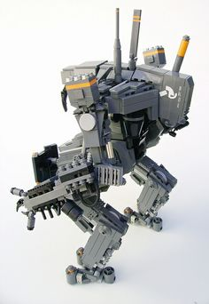 District9 Mech by Vince_Toulouse