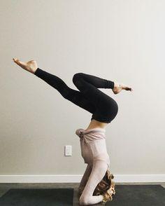 headstand variation
